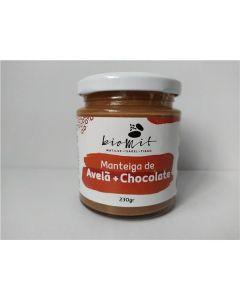 Manteiga De Avelã E Chocolate Bio