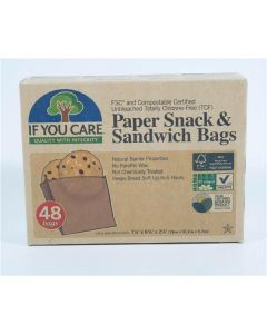 Sacos Papel Eco Sandes E Snacks