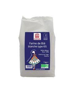 Farinha De Trigo Branco T65 Bio
