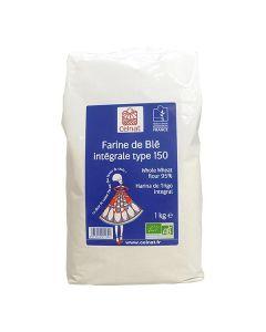 Farinha De Trigo Integral Bio T150