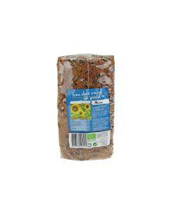 Pão De Forma Alemão Integral C/Girassol Bio