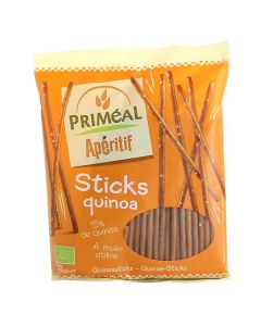 Aperitivos Sticks Quinoa Bio