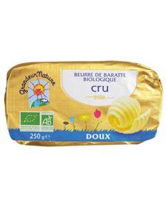 G.Nature Manteiga De Leite Crú Bio 250G