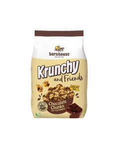 Krunchy Friends Chocolate