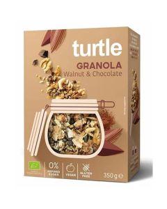 Granola Noz E Chocolate Bio Sem Glúten