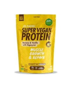 Super Vegan Protein Fitness Banana Bio