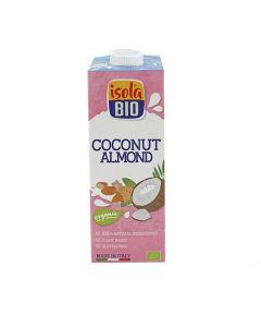 Bebida Coco C. Amêndoa S.G. Isola Bio 1L