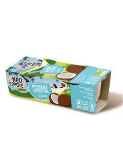 Sobremesa Vegetal Leite Coco Bio