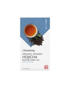 Chá Japonês Bio Hojicha 20 Saquetas