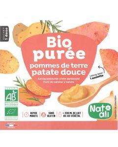 Preparado Para Puré Batata-Doce Bio Sem Glúten