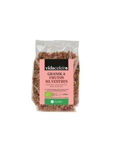 Granola De Aveia Com Frutos Silvestres Bio