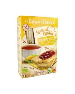 Tostas Estaladiças Milho Bio Sem Glúten - Pequeno-Almoço