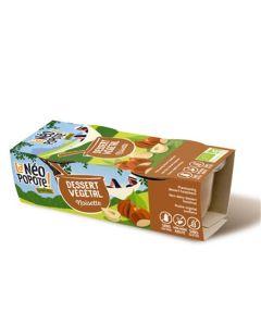 Sobremesa Vegetal Bio Avelã Sem Glúten