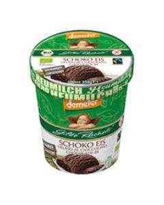 Gelado Chocolate Bio Sem Glúten