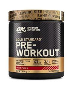 Suplemento Alimentar Em Pó Pre-Workout