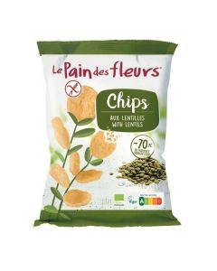 Snack Frito À Base De Lentilhas Bio