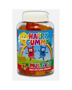 Happy Gummy Multivitamins And Minerals