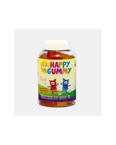 Happy Gummy Vitamin D3 1000Ui