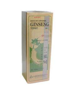 Tónico De Ginseng Coreano Sem Álcool