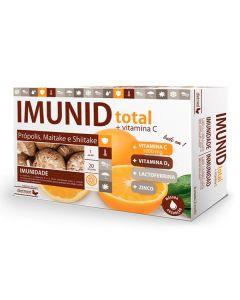 Imunid Total Com Vitamina C Em Ampolas