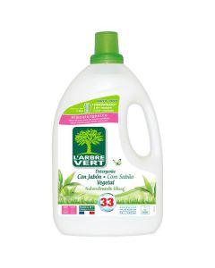 Detergente Roupa Liquida Sabao Vegetal