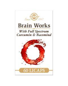 Brain Works - Curcumina Full Spectrum E Bacopa