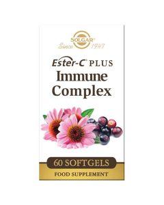 Ester-C Plus Immune Complex - Vitaminas E Plantas