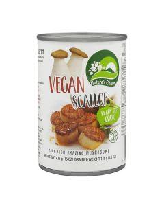 Cogumelo Em Salmoura- Vegan Scallop