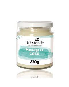 Manteiga De Coco Bio