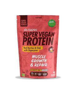 Prep. Vegan Proteico Com Frutos Vermelhos E Goji