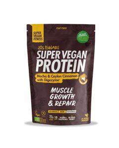 Prep. Vegan Proteico Com Café E Canela