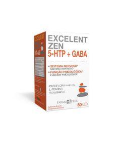 Excelent Zen 5-Htp + Gaba