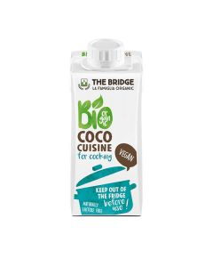 Creme De Cozinha De Coco Bio