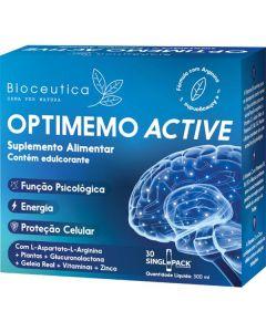 Optimemo Active Ampolas