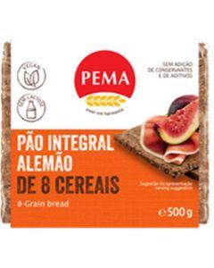 Pao Alemão Integral Com 8 Cereais