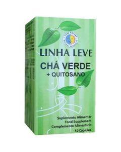 Linha Leve Chá Verde+Quitosano