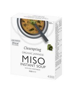 Sopa Instantânea Miso Bio C/Algas