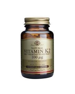 Vitamina K2 100 Mcg