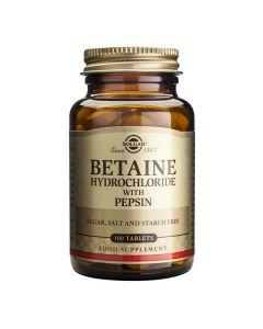Hidrocloreto De Betaína Com Pepsina