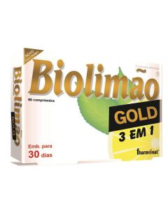 Biolimao Gold Comprimidos