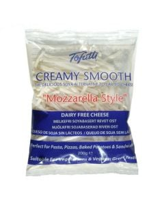 Preparado Vegetal Ralado - Tipo Mozarella