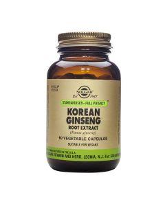 Extrato De Ginseng Coreano