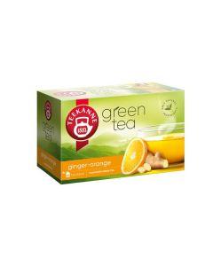 Chá Verde Gengibre Laranja