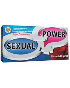 Sexual Power Ampolas