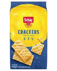 Bolacha Tipo Crackers Sem Glúten